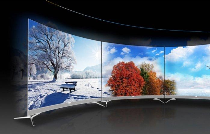 """年度盘点!从2017智能电视品牌新品看未来""""爆款""""电视"""