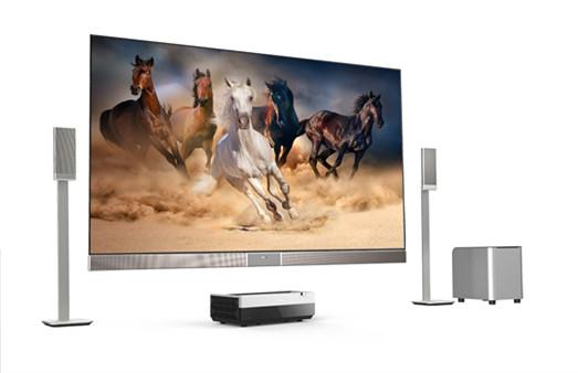 """海信激光电视打破彩电产业进步的桎梏 """"懂电视""""是最大优势"""