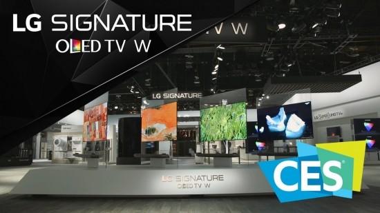 未来电视新趋势!2018CES海内外电视品牌集锦!