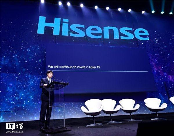 海信多款产品登陆CES 2018:激光电视家族惹眼