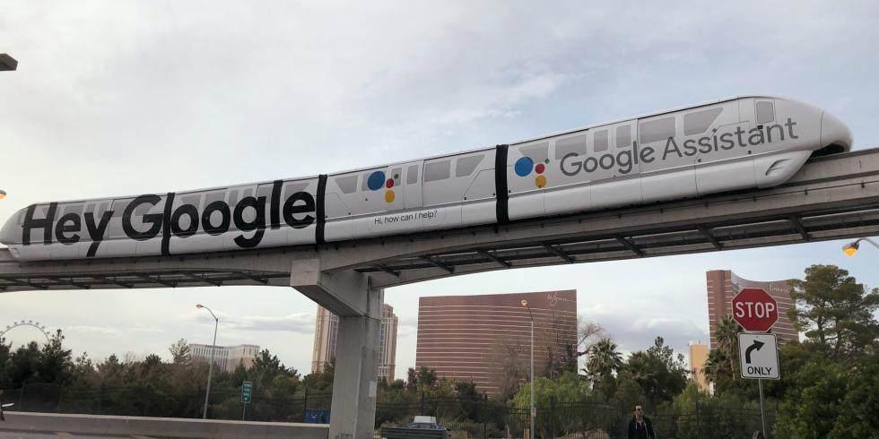 2018CES:亚马逊Alexa对阵谷歌Assistant