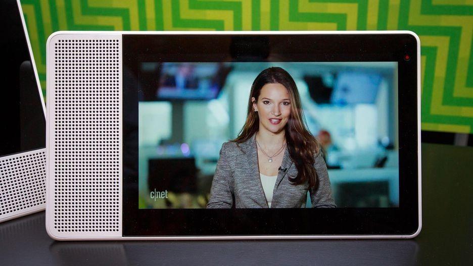 谷歌和联想多家科技巨头推出四款触屏智能音箱