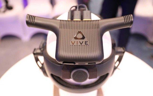 HTC发布最新VR头显VIVE Pro 分辨率提升78%