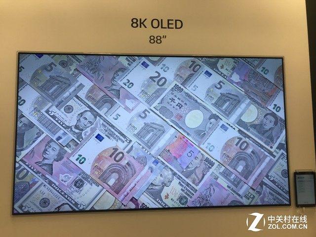 """卷曲OLED+8K:这才是""""未来电视""""该有的样子"""