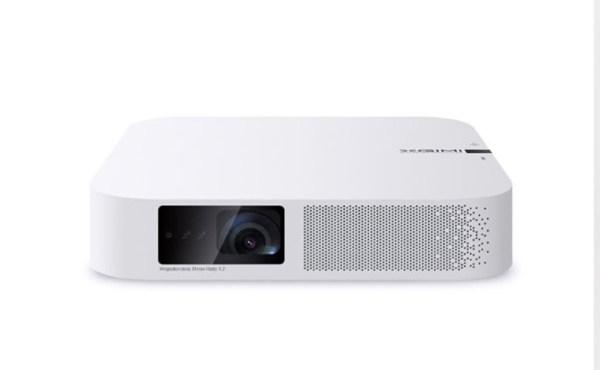 极米无屏电视Z6首次亮相CES2018 预计国内3月发布