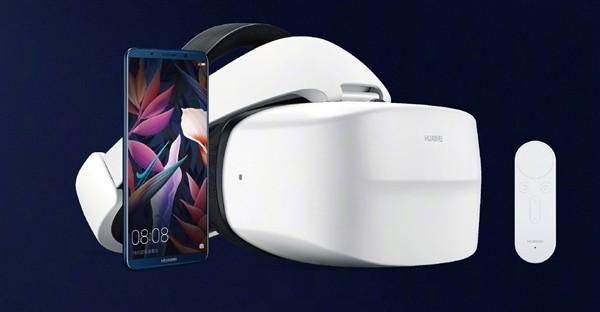 华为VR 2将于25日上市 首款符合IMAX观影标准的头戴式设备