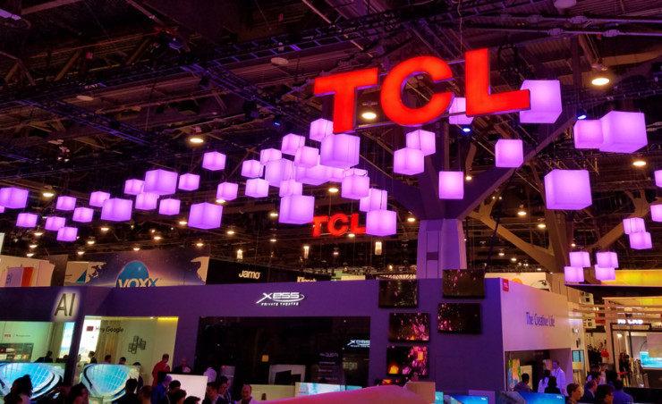 TCL推出量子点智能电视、智能音箱 人工智能布局更进一步