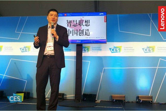 """贾朝晖:从硬件到服务,联想的""""中国创造""""式转型"""