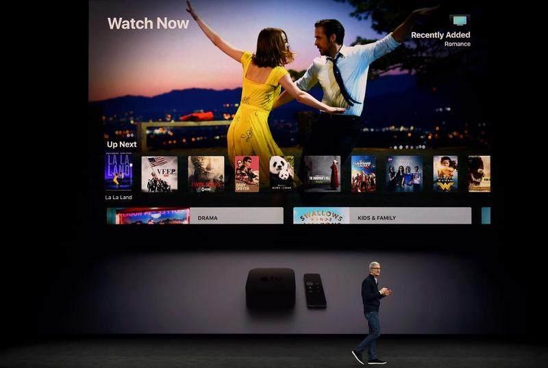 Apple进军影视圈拍美剧 推出未来科幻片《see》