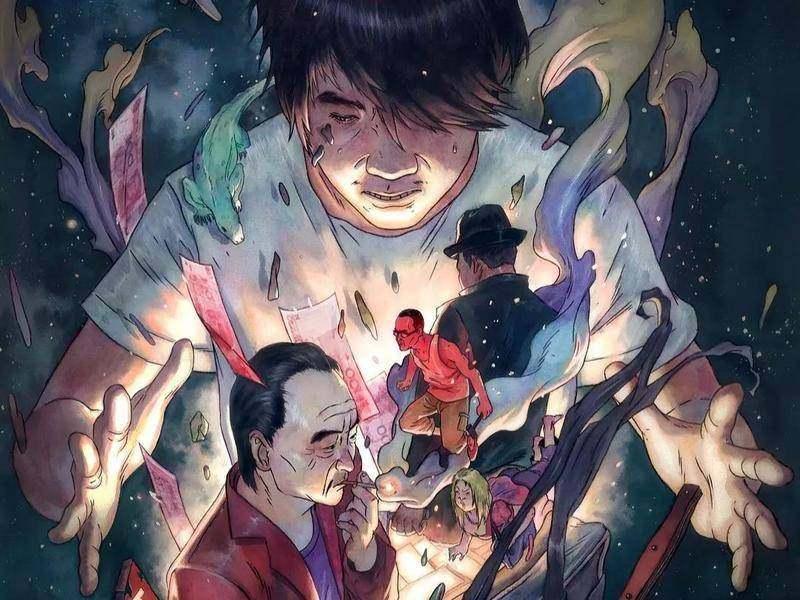 《大世界》如何让黄渤、徐峥争着想演真人版?