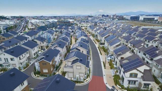 松下在美国建设智能城市 将配备无人驾驶车辆和太阳能电网