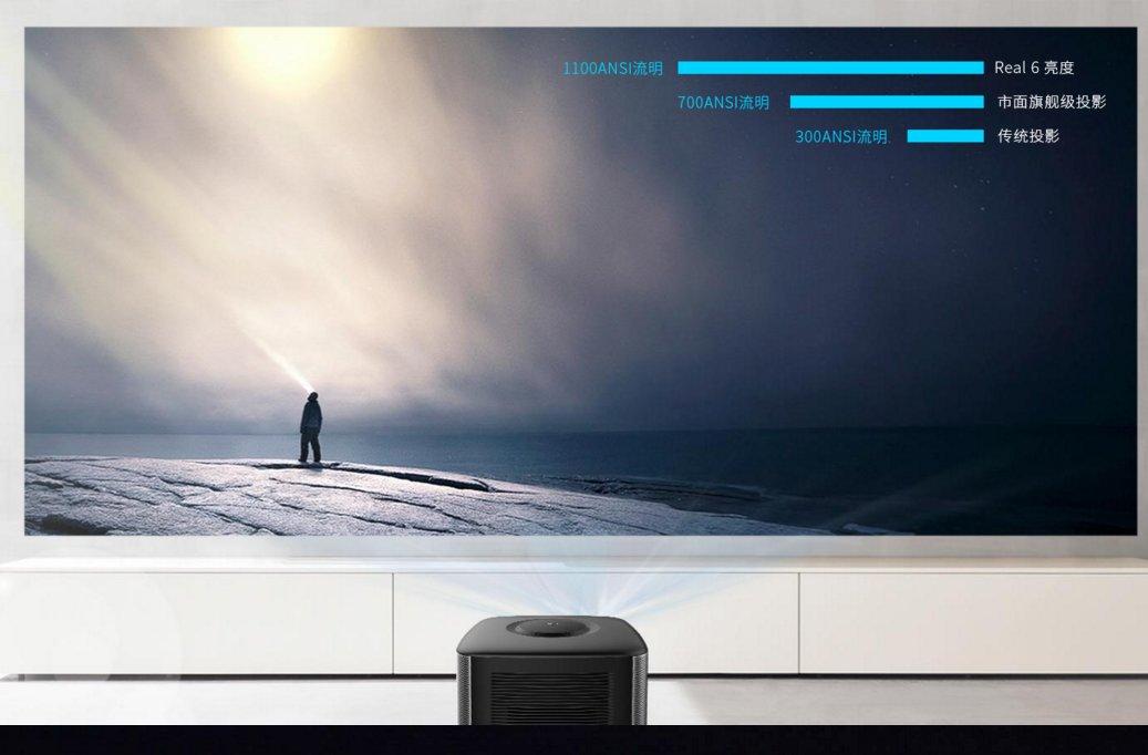 暴风AI无屏电视 Real 6发布 加持30余项电视画质技术
