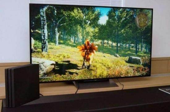 任重道远!家用游戏机发展能否推动4K电视普及?