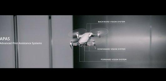 大疆Mavic Air无人机新品正式发布 售价4999元起