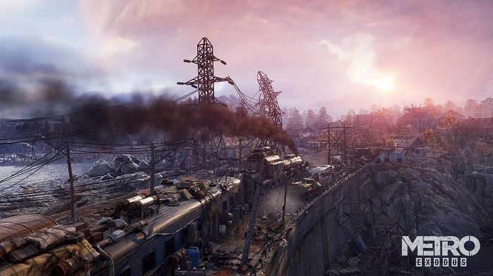 《地铁:离去》已经榨干了PS4 Pro主机的全部性能