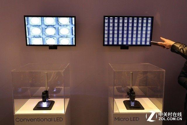 显示技术之争何时了?三星抢滩登陆Micro LED技术