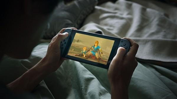 任天堂Nintendo Switch销量达1486万台 远超前任Wii U
