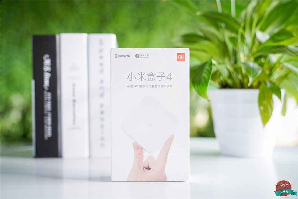 小米盒子4开箱简评首发:小巧精致,爱不释手