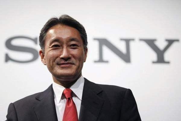 索尼史上最年轻社长平井一夫将退位