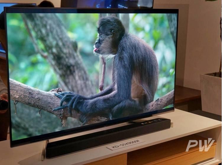 索尼:我们这些电视将于五一节前在国内上市