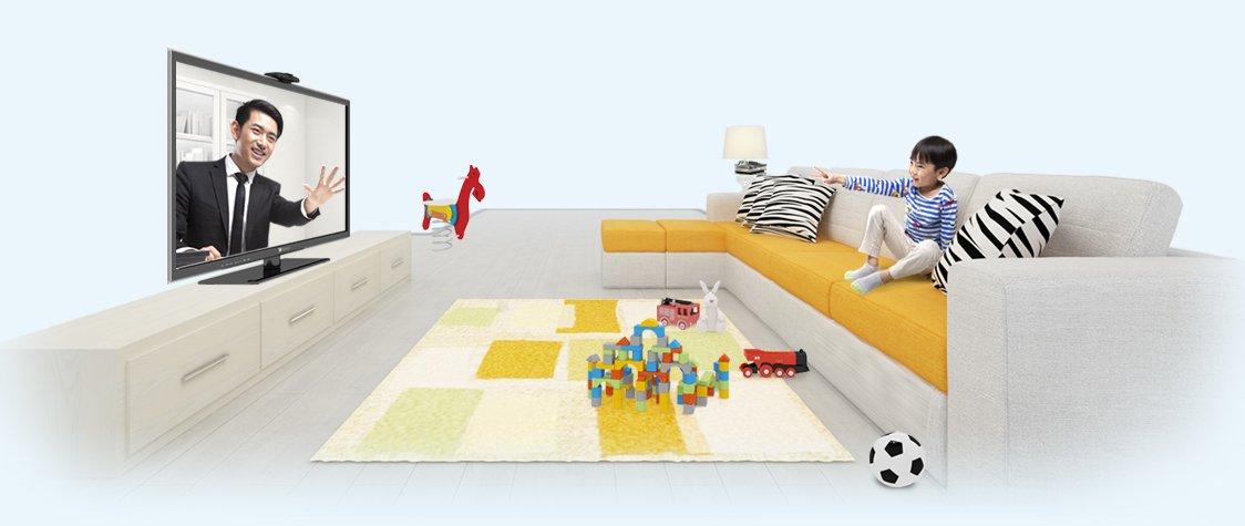 红云可视家庭盒子让电视秒变可视电话 畅享家庭娱乐