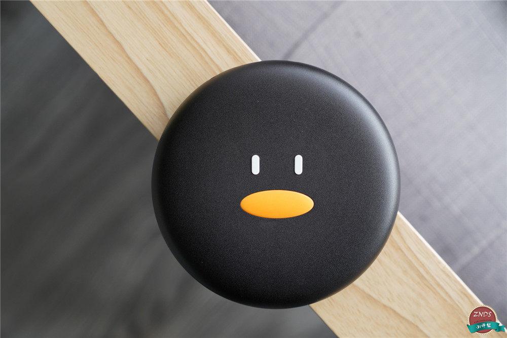 呆萌的实力派 企鹅极光盒子1S开箱体验评测