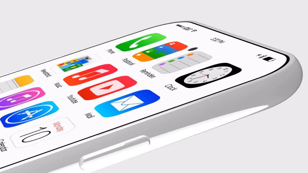 iPhone 11真机图曝光:没有额头刘海,全面屏设计更加的彻底
