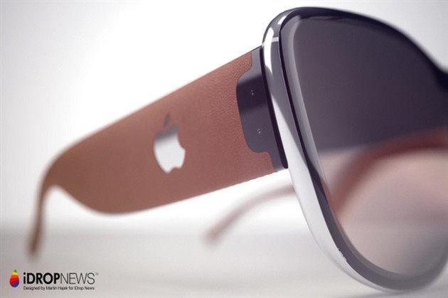 苹果智能眼镜概念图曝光:2020年左右与苹果的AR眼镜见面