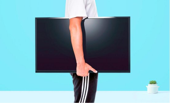 房子是租来的,但生活不是:小米电视为你的打拼生活增色