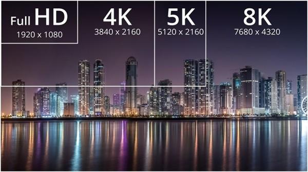 显示面板厂商友达光电披露:2018年出货8K电视面板 最大85寸