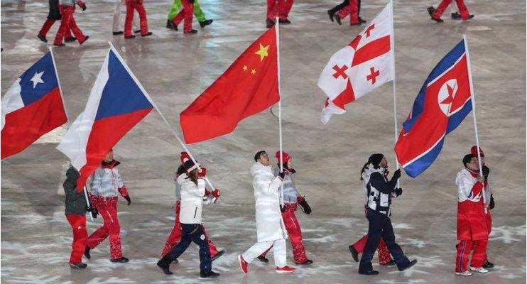 2018冬奥会闭幕式北京八分钟 AI与摩拜共享单车塑造新感觉