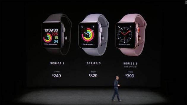 中国联通抢跑eSIM业务 Apple Watch 3将可打电话