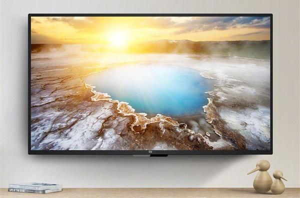 小米电视4A 40英寸明起开售 预约用户立减100仅售1599元!