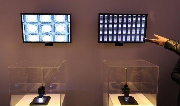 OLED风头更胜一筹 Micro LED能否绝地反击?