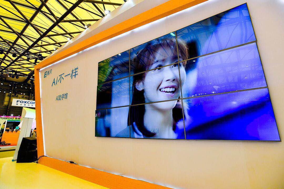 AWE互联网电视一枝独秀 暴风AI电视领跑人工智能