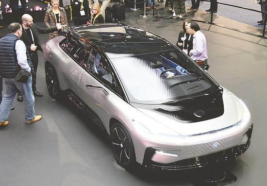 贾跃亭要在国内造车?法拉第未来在广州注册项目公司