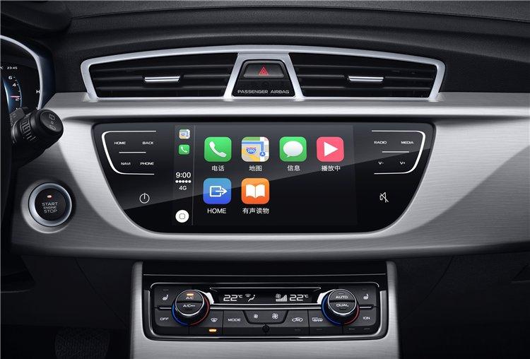 微鲸科技联合吉利汽车发布智能车机屏幕