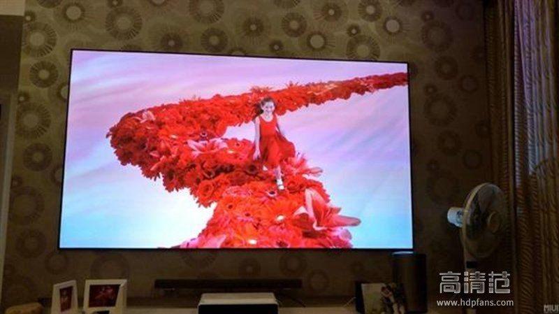 """百寸大屏迎来新""""面孔"""",自然光电视是什么?"""
