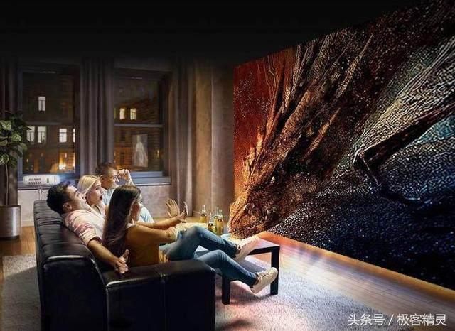 淘宝众筹10天吸金364万,把墙壁变触控屏的投影仪你见过吗?