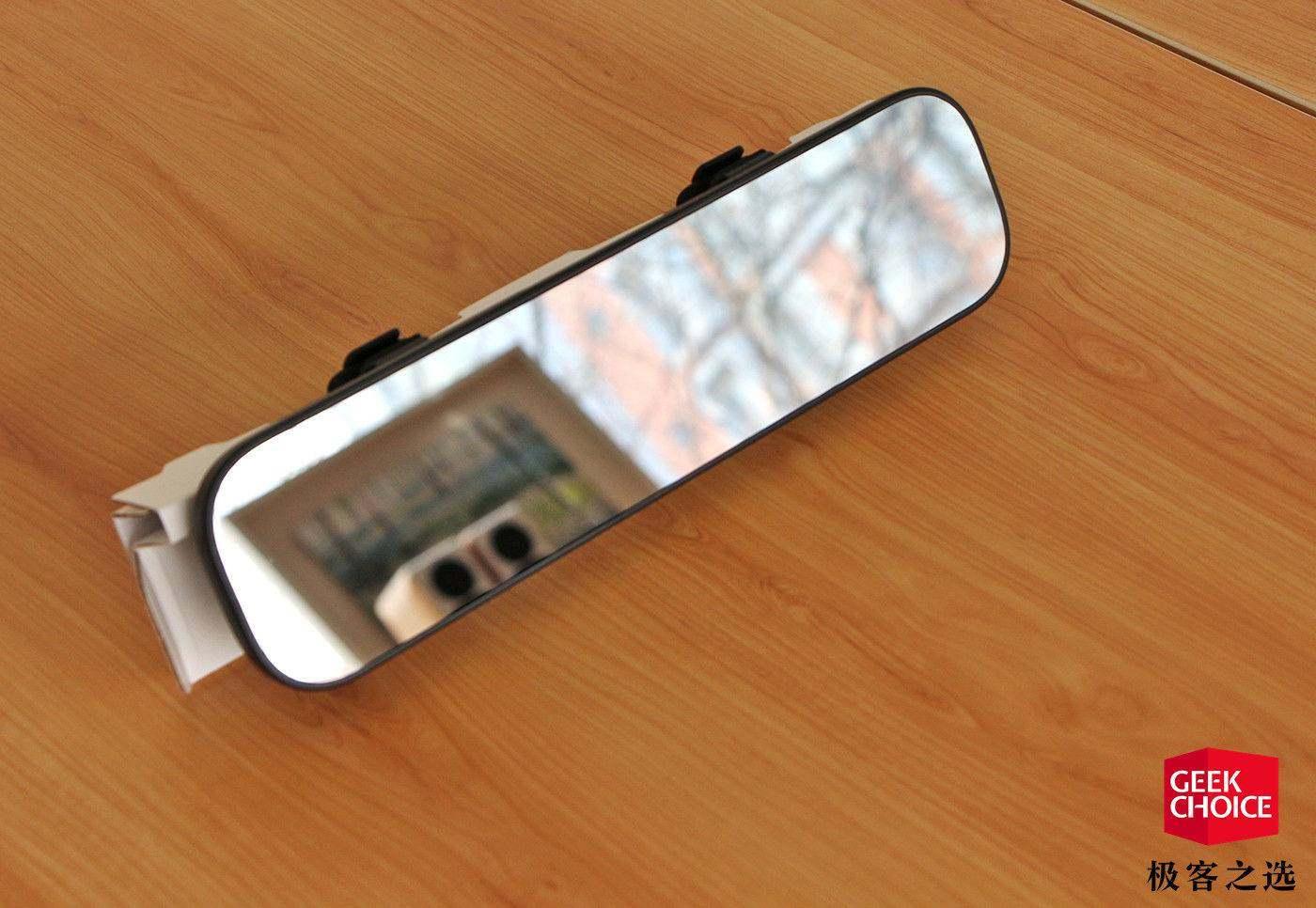 小米米家智能后视镜评测 内置小爱同学和索尼图像传感器