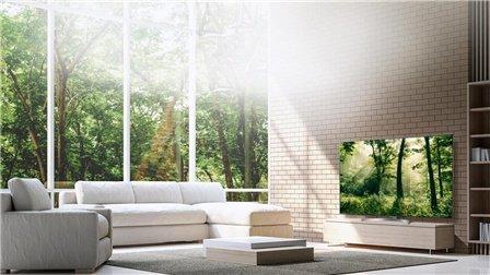 LG纯色硬屏电视SK8500将在苏宁易购上市