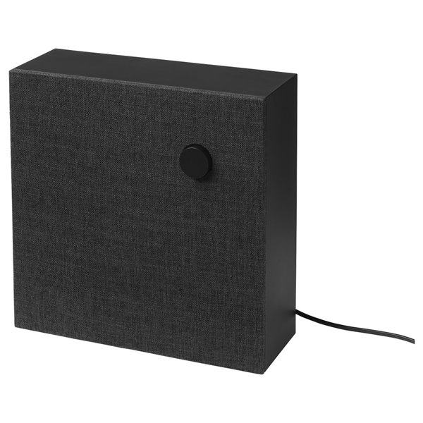 宜家推出首款蓝牙音箱:家居淡雅风,需要你动手组装