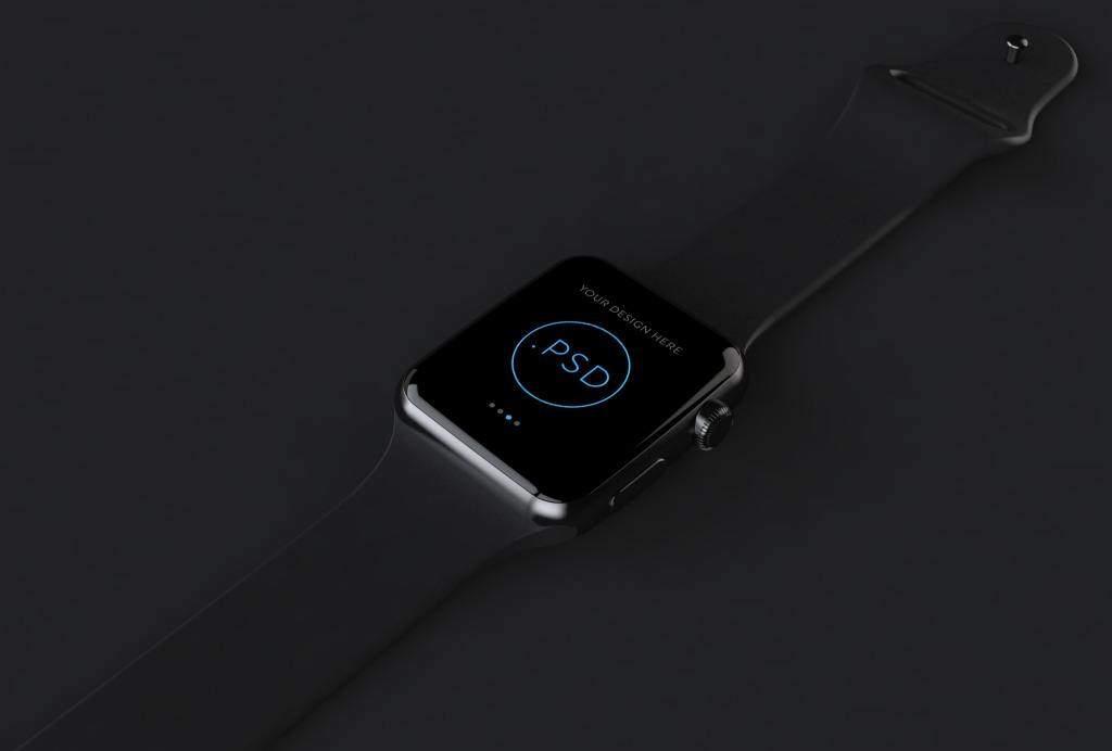 Apple Watch或将采用支持手势操控的圆形表盘