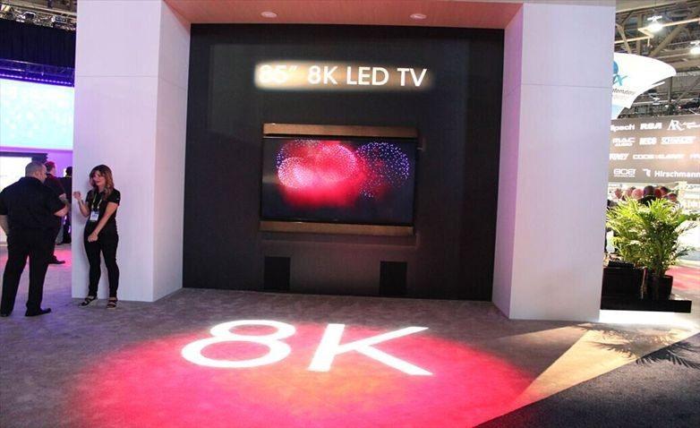 8K的影响有多大?电视产业链或掀起大变革