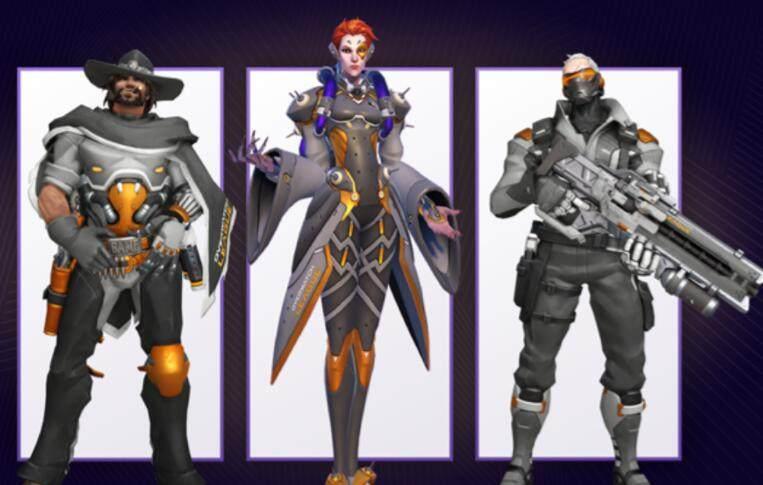暴雪Twitch合作推出《守望先锋》联赛会员:提供特殊观赛视角