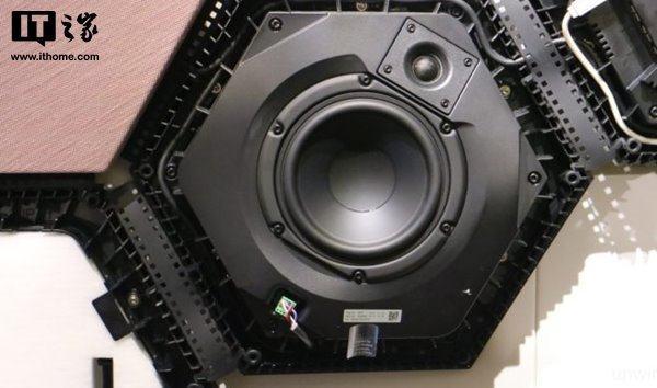 B&O发布蜂巢式音响系统 音响效果与装饰效果兼具