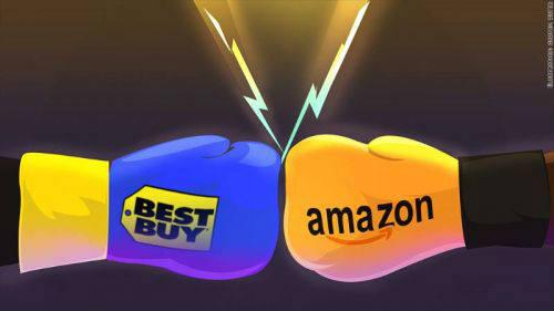 亚马逊和百思买将联手销售亚马逊新款Fire TV版智能电视