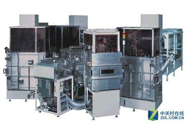 中国大陆有望在今年购得OLED蒸镀设备