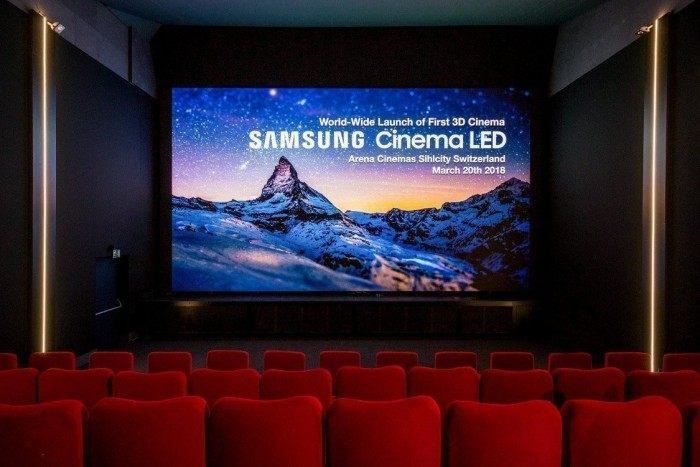 三星4K LED影院屏幕命名Onyx 能够提供更纯粹的黑色
