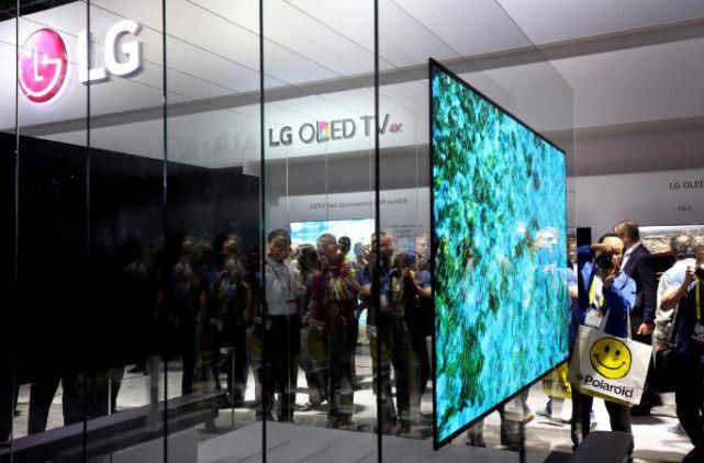 科技早报 乐视网与京东达成合作;LG Display首次出现营业亏损